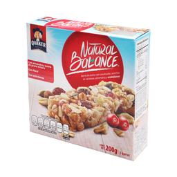 Barra de Cereal Nutural Balance Arándano 200 g