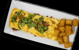 Southwest Style Omelette