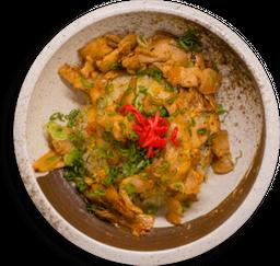 Buta Kimchi Yakimeshi