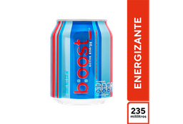 Boost Bebida energética 235 ml