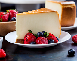 N.Y. Style Cheesecake