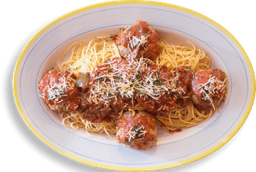 Abb Spaghetti con Albondigas
