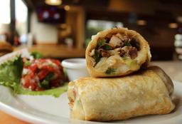 Hooters Burrito