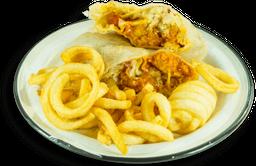 Spicy Buffalo Wrap