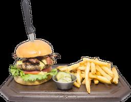 40% OFF Bacon Burger