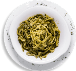 Tallarines con Pesto Genovese