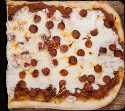 Pizza de Chistorra 1/4