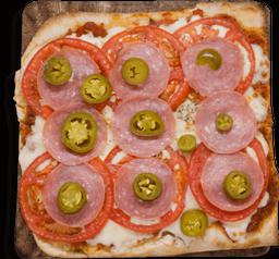 Pizza Isidro Cañones 1/4