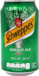 Gingerale Schweppes