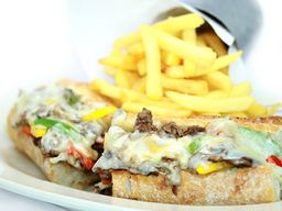 California Cheesesteak