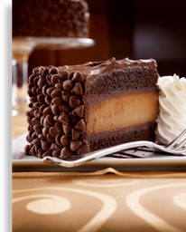 Hershey's® Chocolate Bar Cheesecake