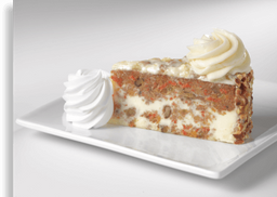 Craig's Crazy Carrot Cake Cheesecake