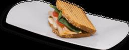 Sándwich de Jamón con Queso