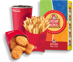 Kid's Meal Nuggets