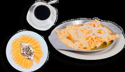 Paquete Enchiladas Gratinadas con Pollo