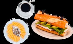 Paquete Sándwich Especial