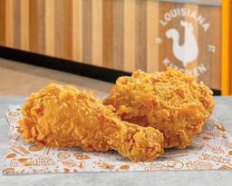 2 Piezas de Pollo