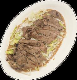 Huarache Bistec