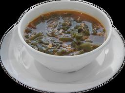 Sopa de Nopales