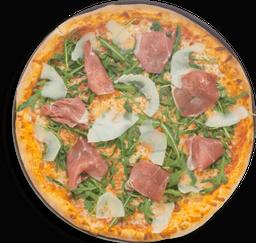 Pizza Arúgula y Prosciutto Individual
