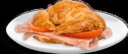 Croissant de Jamón de Pierna