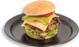 Arrachera Premium Steak Burger