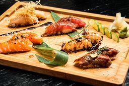 Sushi Nigiri Trio