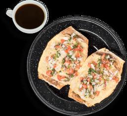 Desayuno 1 Molletes