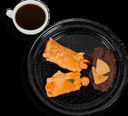Desayuno 3 Omelette