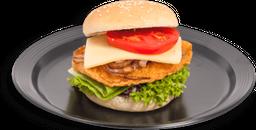 Cruji Pollo Burger