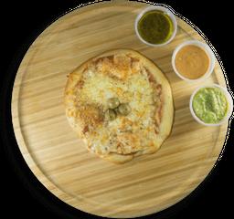 Pizza de Mozarella