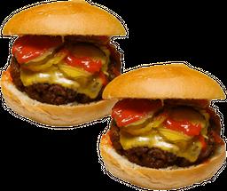2x1 Say Cheese Burger