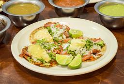 Tacos Pollo al Pastor 5x3