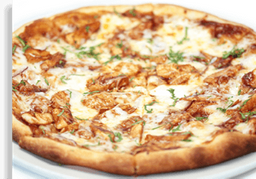 B.B.Q. Chicken Pizza