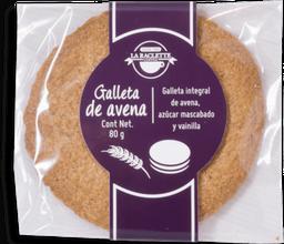 Galleta Integral de Avena
