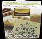 Paté Roquefort 110 Grs