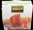 Paté De Jamón Serrano 110 Grs Novelda