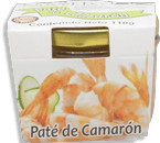 Paté De Camaron Novelda 110 Grs