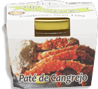 Paté De Cangrejo 110 Gr