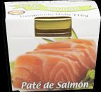 Paté De Salmón 110 Grs Novelda