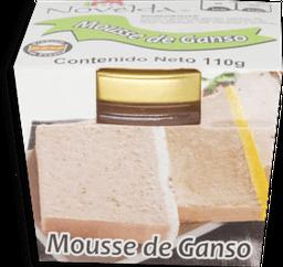 Mousse De Higado Oca 110 Grs Novelda
