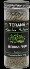 Hierbas Finas Terana 30 Grs