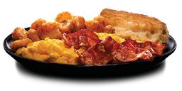 Súper Deluxe Breakfast Platter