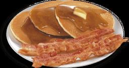 Pancakes Platter