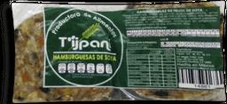 Hamburguesa de soya Tijpani 350 g