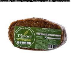 Milanesa de trigo germinado 350gr (tijpani) Tijpani 350 g