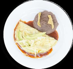 Omelette Chichén