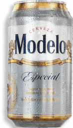 Cerveza Modelo Especial Clara 355 mL