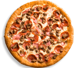 Meat Lover's Pizza Artesanal