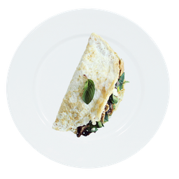 Omelette Vitology Claras
